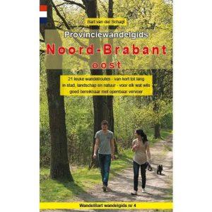 Cover provinciewandelgids Noord-Brabant Oost