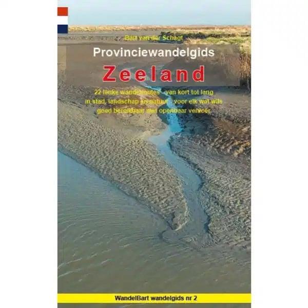 Cover provinciewandelgids Zeeland