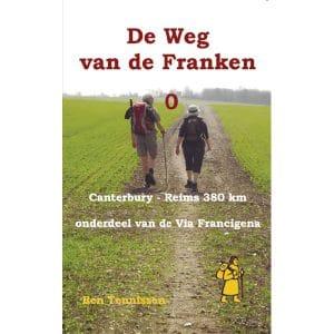 Cover Weg van de Franken 0