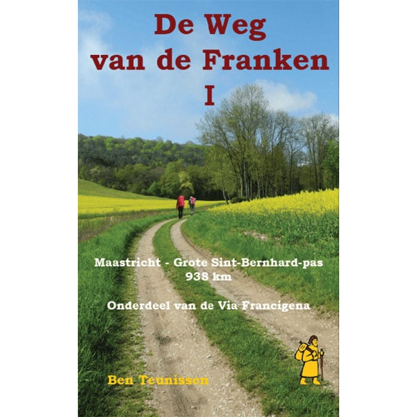 Cover Weg van de Franken I