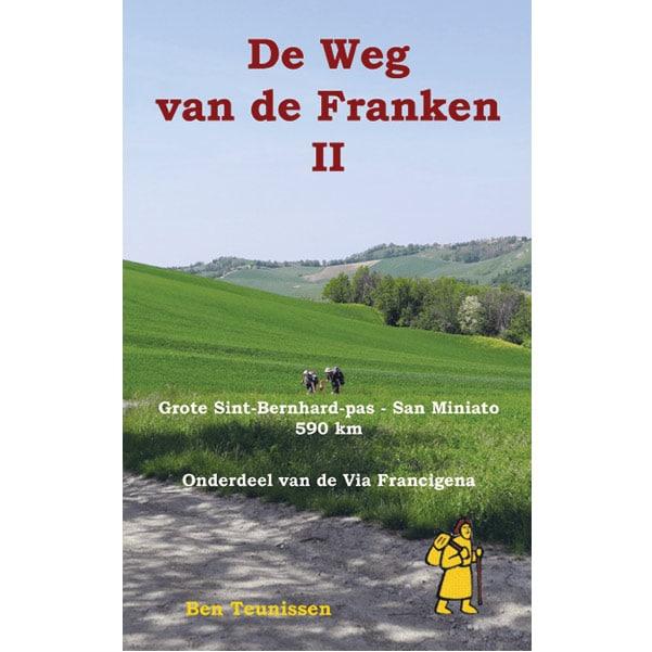 Cover Weg van de Franken II