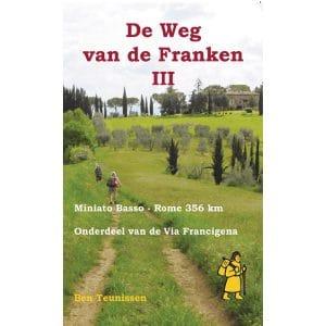 Cover Weg van de Franken III