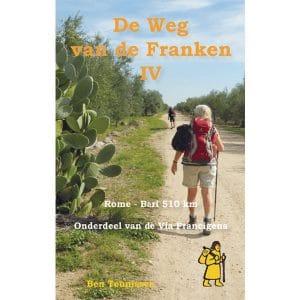Cover Weg van de Franken IV
