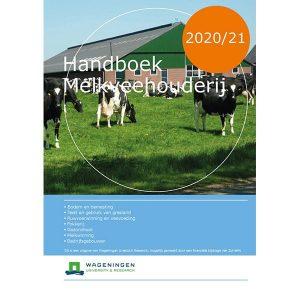 Cover handboek melkveehouderij