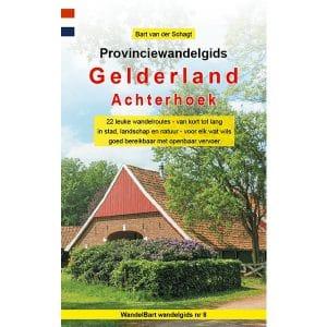 Cover provinciewandelgids Achterhoek