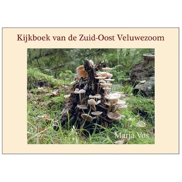 Cover Kijkboek Zuid-Oost Veluwezoom