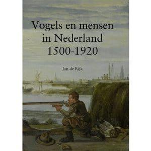 Cover vogels en mensen in Nederland