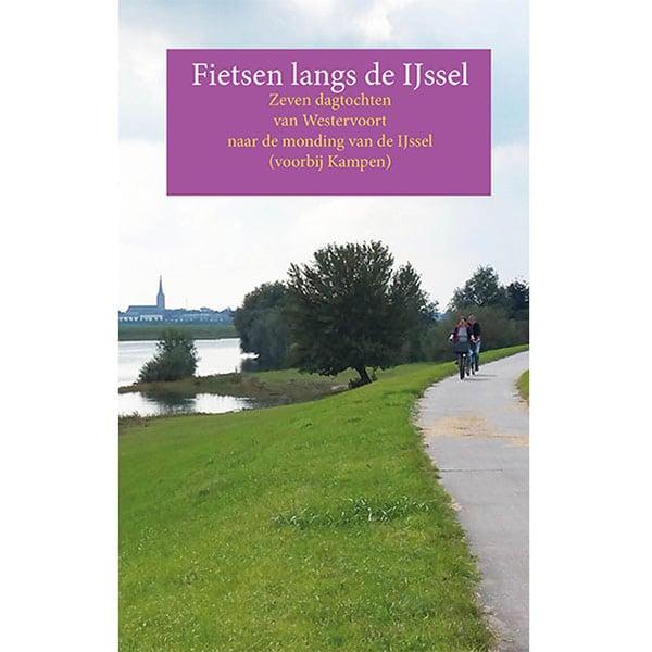 Cover Fietsen langs de IJssel
