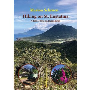cover hiking on st. eutstatius