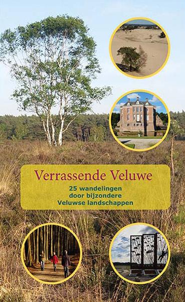 Cover Verrassende Veluwe