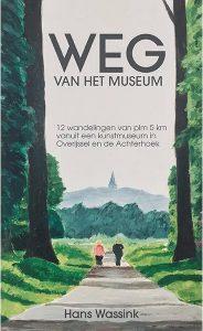 Weg van het museum